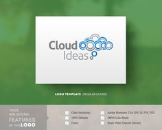 Check out Cloud Ideas by Cre8iveSense on Creative Market