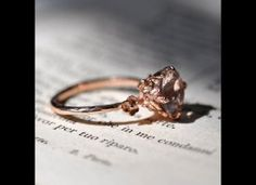 Engagement Rings: 19 Less Conventional Ideas (PHOTOS)