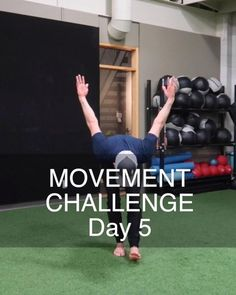 It's Day 5 of our MOVEMENT CHALLENGE that involves mobility training and injury prevention exercises 💪🏻Great for hip, knee, ankle and shoulder mobility! Gym Workout Videos, Workout Schedule, Workout Challenge, Pelvic Floor Exercises, Balance Exercises, Flexibility Workout, Wellness Fitness, Injury Prevention, Challenges