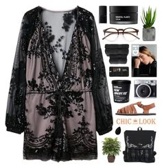 """""""CHIC LOOK CLOSET"""" by novalikarida ❤ liked on Polyvore featuring Jeffrey Campbell, Laura Ashley, Wildfox, Alasdair, Koh Gen Do, NARS Cosmetics, Christy, Sephora Collection, beautyblender and Fujifilm"""