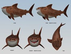 Animal and wildlife concepts. Concept Art work on MOANA for the (unpublished) Disney Infinity game. We were working very closely with WDA which was a great experience! Here are just some pieces I did over the last year. Everything (as always) was done in collaboration with the great artists at Studio Gobo and Avalanche!