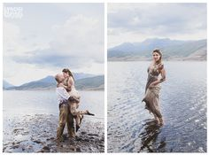 #trashthedress #mud #water trash the dress after the wedding