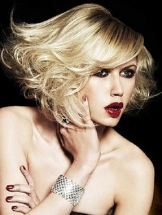 women short curly hairstyles