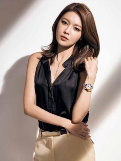 170420 CASIO - SHEEN SNSD Sooyoung