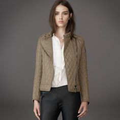 Belstaff | Womens Quilted Longston Jacket | Womens Iconic Jackets  Coats