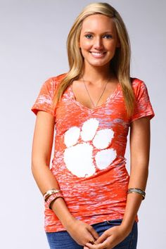 Clemson Girl: Get ready for football season with Stadium Chic – Win a free Clemson shirt!