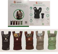 Take Baby Shoppee: Ergobaby Organic Bundle of joy Baby Carrier n infa...