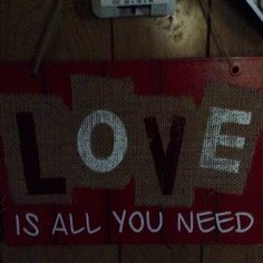 Day 16 Love is all you need   God is love