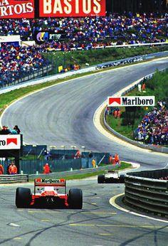 Senna, GP Spa-Francorchamps