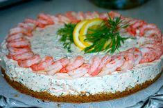 Sarah bakes: Shrimp and rum cake Heritage Recipe, Baked Shrimp, Sandwich Cake, Rum Cake, Swedish Recipes, Food Cakes, How To Make Chocolate, No Bake Cake, Afternoon Tea