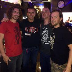 #Tremonti #Trivium #RockinWellness @rockinmike @sethluker @thegarrettwhitlock @ericcfriedman by rockinmike