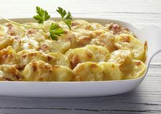 German Potato Gratin Recipe