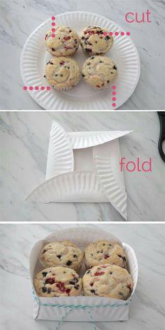 Muffin gift idea