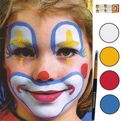 MAQUILLAGE GRIMAGE CARNAVAL - Maquillage pour enfants