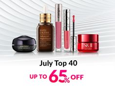 40 incredible deals, all in once place! These scorching hot bestsellers are up to off, so what are you waiting for? Catch the lowest prices on cult essentials like Lancome Hypnose Mascara, SKII Stempower Rich Cream, Fresh Sugar Lip Treatment & more! Fresh Sugar Lip Treatment, Beauty Sale, Top 40, Lancome, Best Sellers, Mascara, Waiting, Conditioner, Essentials