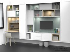 bibliotheque bureau integre design beau design meuble bibliotheque et meuble tv pour salon avec