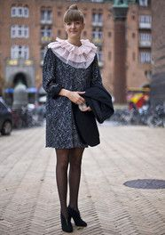 #copenhagen #StreetStyle - pinned by @nordicstylemag