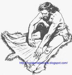 ! HISTORIA DE LA MODA - FASHION HISTORY : LA PREHISTORIA parte 1