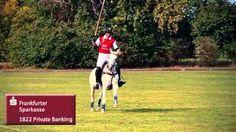 Video Clip vom Frankfurt Gold Cup 2012. Gewinner des Turniers: hajo-Poloteam