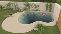 Znalezione obrazy dla zapytania piscinas de arena de playa
