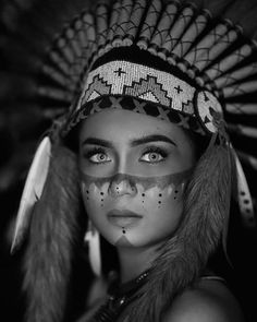 Индианка - Woman: Travel without borders -