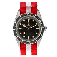 "ROLEX 1950's Military ""James Bond"" Submariner ref. #6536/1:"