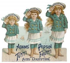 Adams'  Pepsin  c.1915