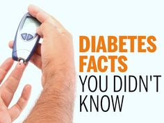 Infographic: Alarming facts about Diabetes in India - Times of India