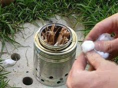 Build an Ultra-Efficient DIY Wood Stove for Backpacking ...
