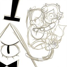 Comic Spoiler Bill is not the antagonist. But you will know him/her/them/it xD Guardian WIP Fall Cats, Gravity Falls Fan Art, 4 Life, Bunny, Deviantart, Awesome, Strange Places, Cute Bunny, Rabbit