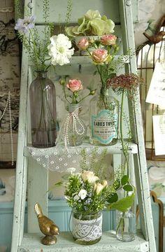 80 Shabby Chic Home Decor Ideas 13