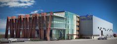 WARTSILA - Oficina de Serviços - Niterói - RJ ( fase 2 - expansão )