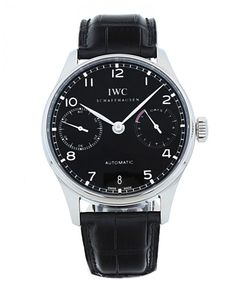 bf84c3db62c 7 Best IWC - Portuguese Manual - Luxury watches images