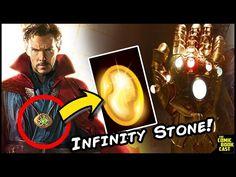 Doctor Strange Infinity Stone Confirmed & Theory - Video --> http://www.comics2film.com/doctor-strange-infinity-stone-confirmed-theory/  #DoctorStrange