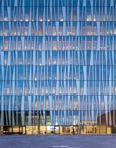University of Aberdeen Library by Schmit  Hammer Lassen Architects