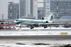 Tupolev Tu-154M #tupolev #tu154 #tu154m #alrosa #алроса #туполь #ту154 #ту154м #1dx #canon #pulkovo #led #plane #pulkovoairport #пулково #planespotting #spotting #air #airjet #jet #aircraft #airplane