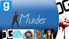 GMod Murder - HERE'S JOHNNY! (Garrys Mod Murder Gameplay)