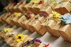 Bonbonniere - How to: Organising Your Wedding Bonbonniere - Bride Online