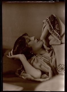 ICONIC CAMERA NEGATIVE  SILENT FILM STAR OLIVE BORDEN FOR PHOTOPLAY MAGAZINE NR