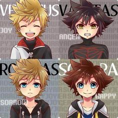 Ils sont trop cute