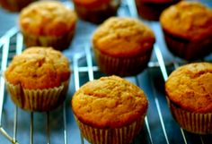 Healthy Pumpkin muffins and other pumpkin recipes