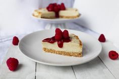 Vegan New York Cheesecake