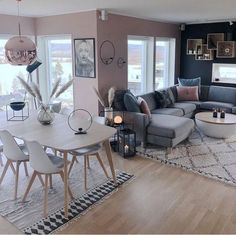 45 amazing gorgeous living room color schemes to make your room cozy 47 - Home Design Ideas Living Room Decor Cozy, Living Room Colors, Home Living Room, Living Room Designs, Home Interior Design, Interior Design Living Room Warm, Small Space Interior Design, House Design, Home Decor