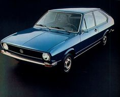 1977 VW Passat (Brazilian model)