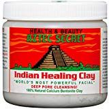Aztec secret -Indian healing clay, Deep pore cleansing Facial and Body Mask Aztec Clay, Calcium Bentonite Clay, Bentonite Clay Mask Hair, Uses For Bentonite Clay, Body Mask, Retinol Cream, Clay Masks, Best Clay Mask, Best Hair Mask