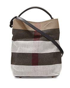 [バーバリー] Burberry Ashby Medium Mega-Check Bucket Bag Black レディースショルダーバッグ [並行輸入品] LUXYPOP BURBERRY(バーバリー) http://www.amazon.co.jp/dp/B01B548V0K/ref=cm_sw_r_pi_dp_ikBSwb1KG4EBN