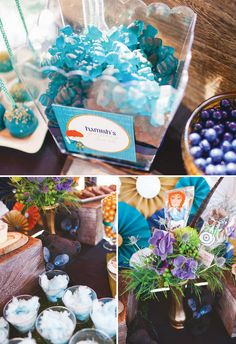 Enchanting Brave Inspired Birthday Party