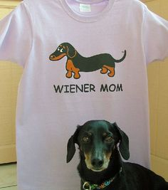 Me Mom.  You and you: doxies.  As in dogs. (gotta remind them)