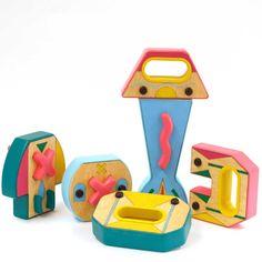 Dudum - creative toys for kids by Ariadne Lopez &Julia Camprudi   afilii - Design for kids