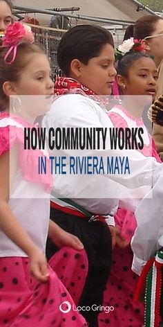 One reason people love the Riviera Maya is the sense of and participation in community.  https://www.locogringo.com/community-works-riviera-maya